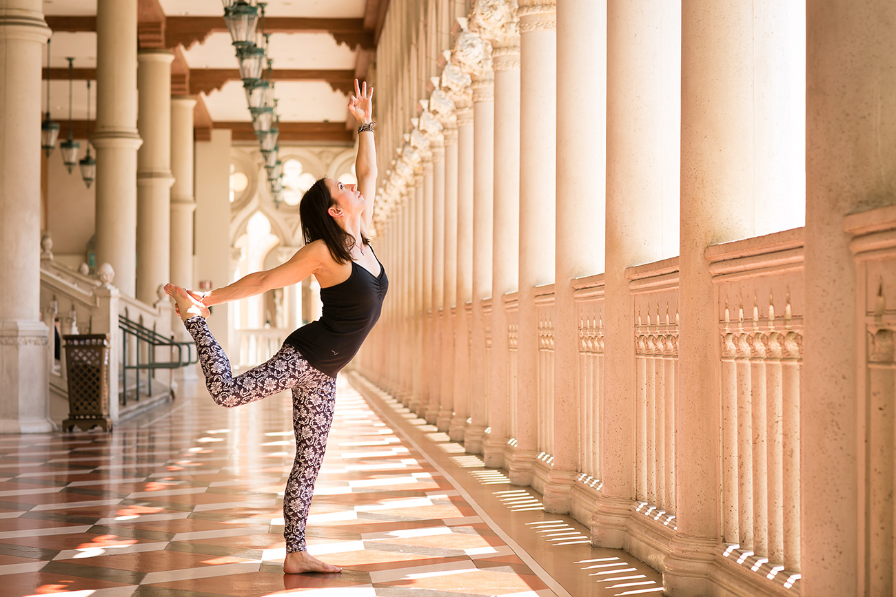 Skin and Body Balance offers yoga and pilates classes and a variety of fitness services