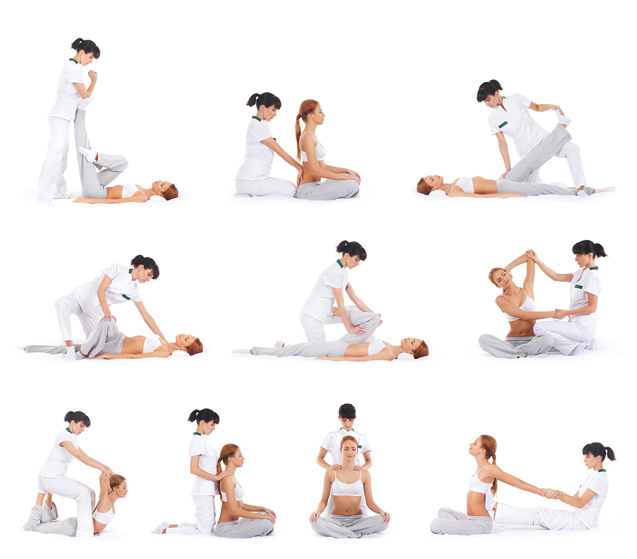 Thai Yoga Body Work services from Skin and Body Balance
