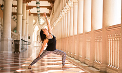 Skin and Body Balance offers yoga and pilates fitness services