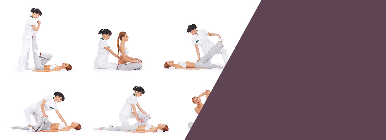 Thai Yoga Body Work